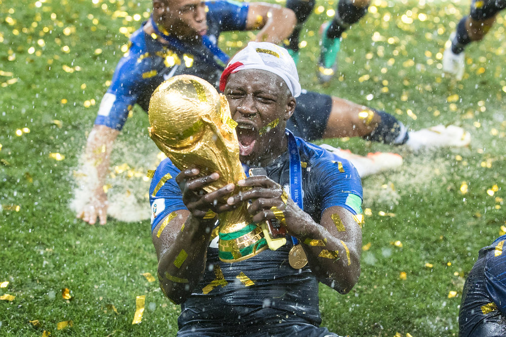 Mendy France  - FIFA World Cup 2018