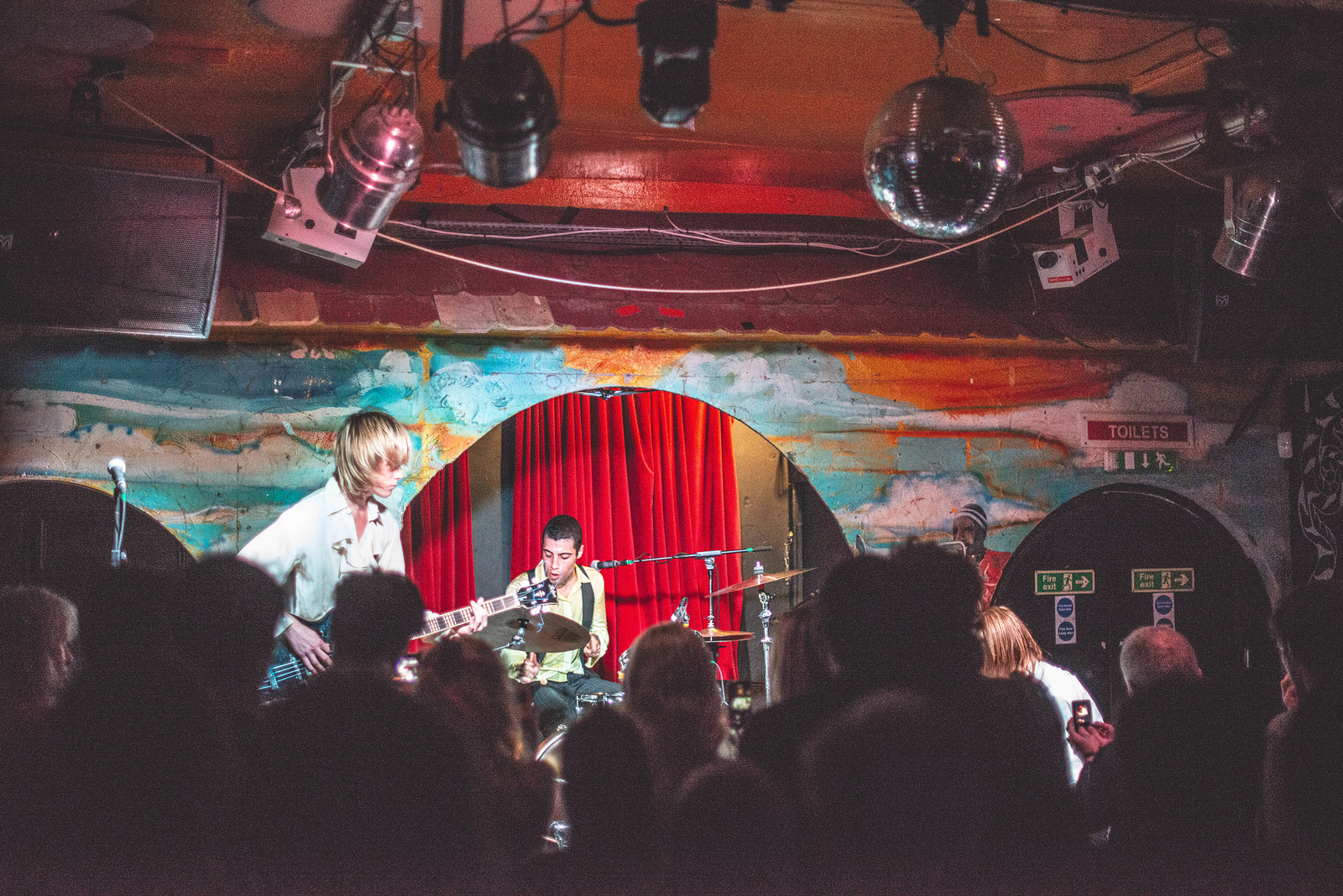 Beechwood at The Shacklewell Arms, London, June 2018