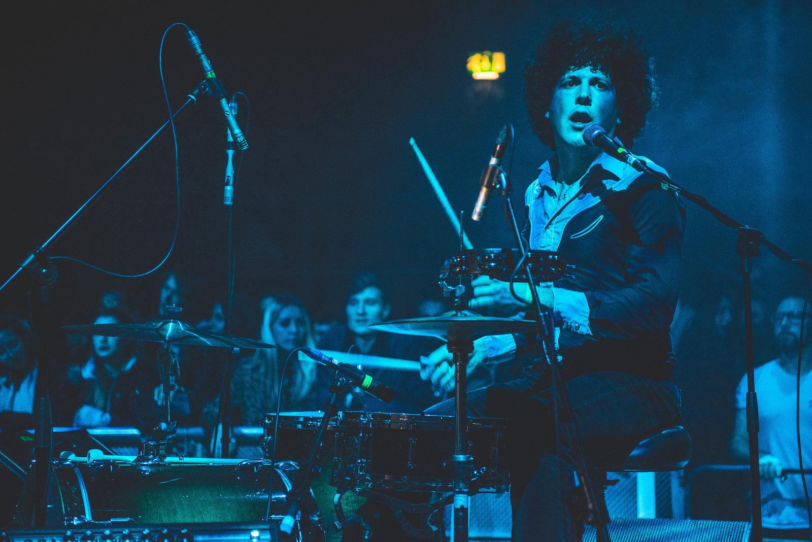 The Black Lips at The Coronet, November 2017