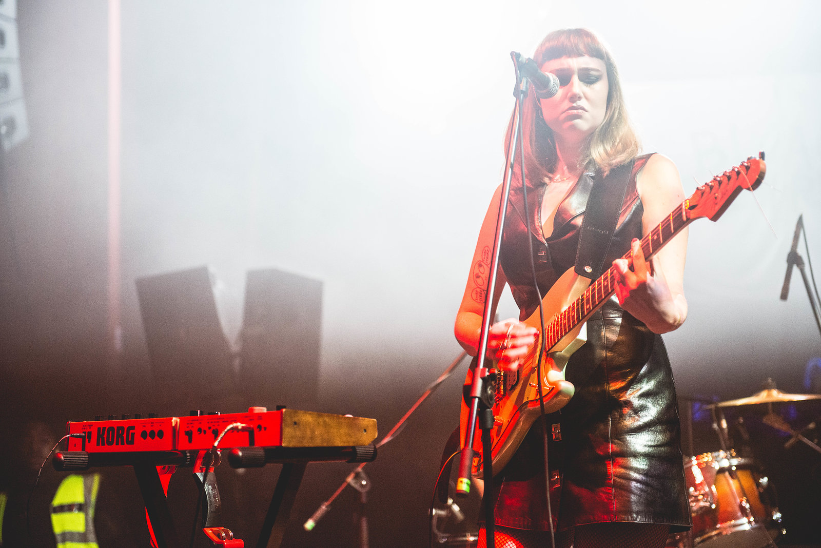 Madonnatron at The Coronet, November 2017