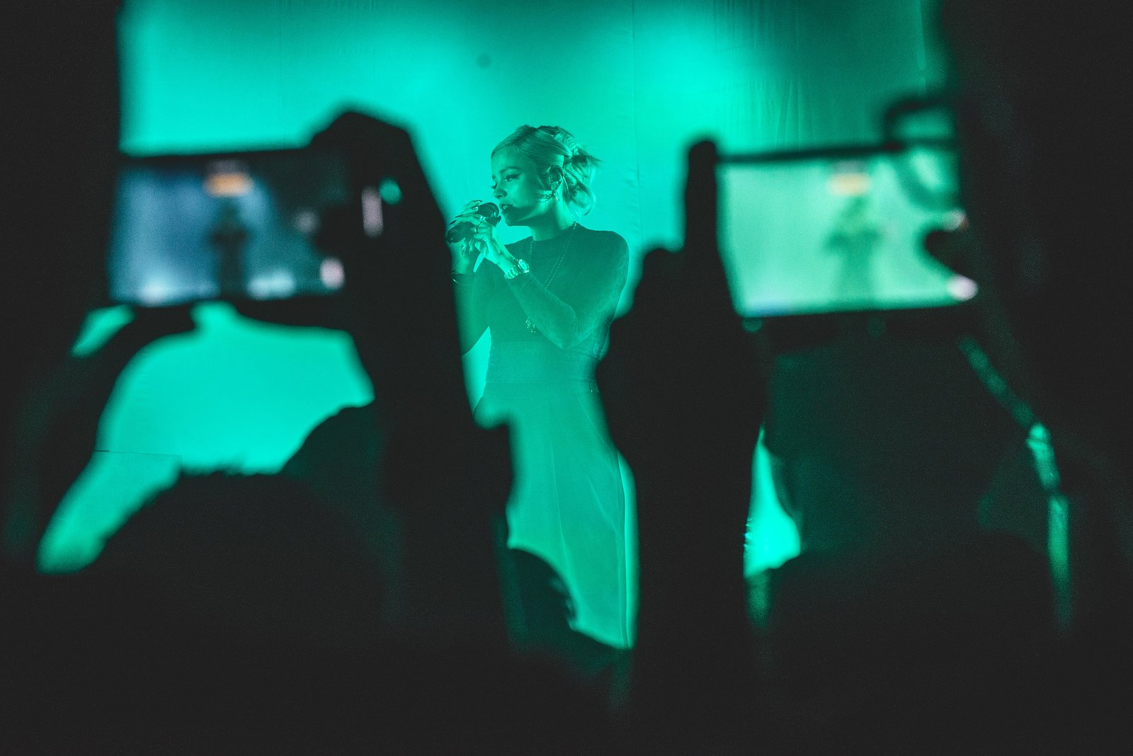 Lily Allen at The Dome Tufnell Park, London, March 2018