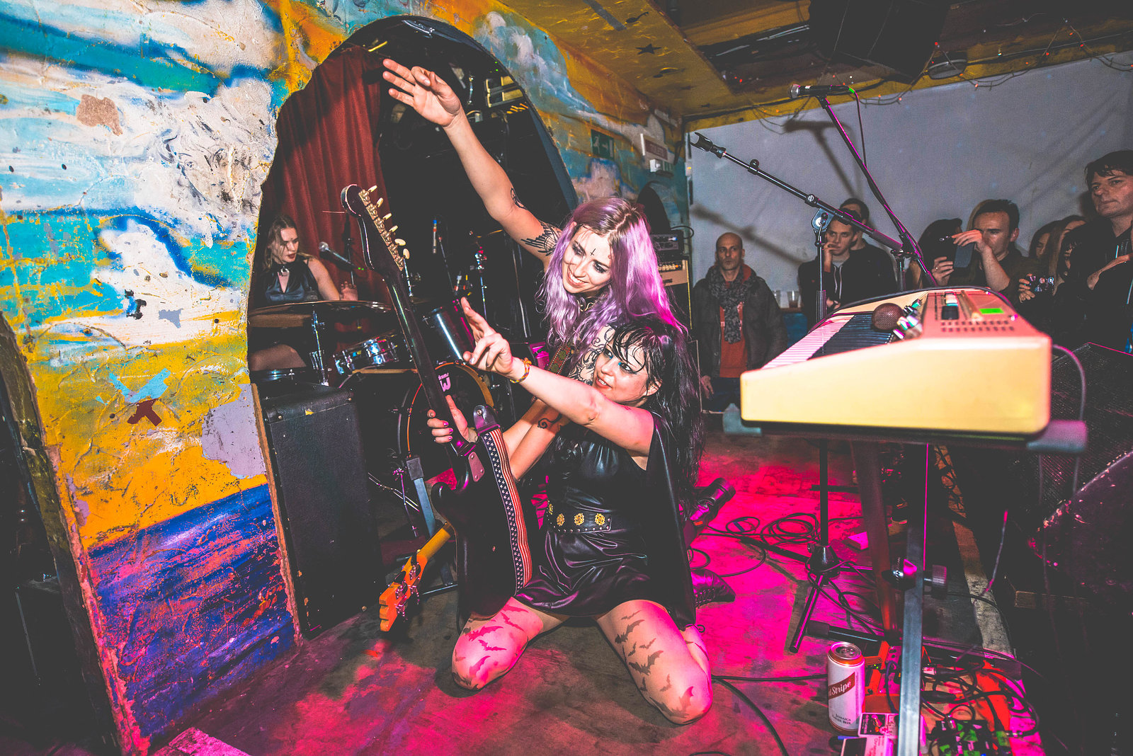 Death Valley Girls at the Shacklewell Arms, February 2017