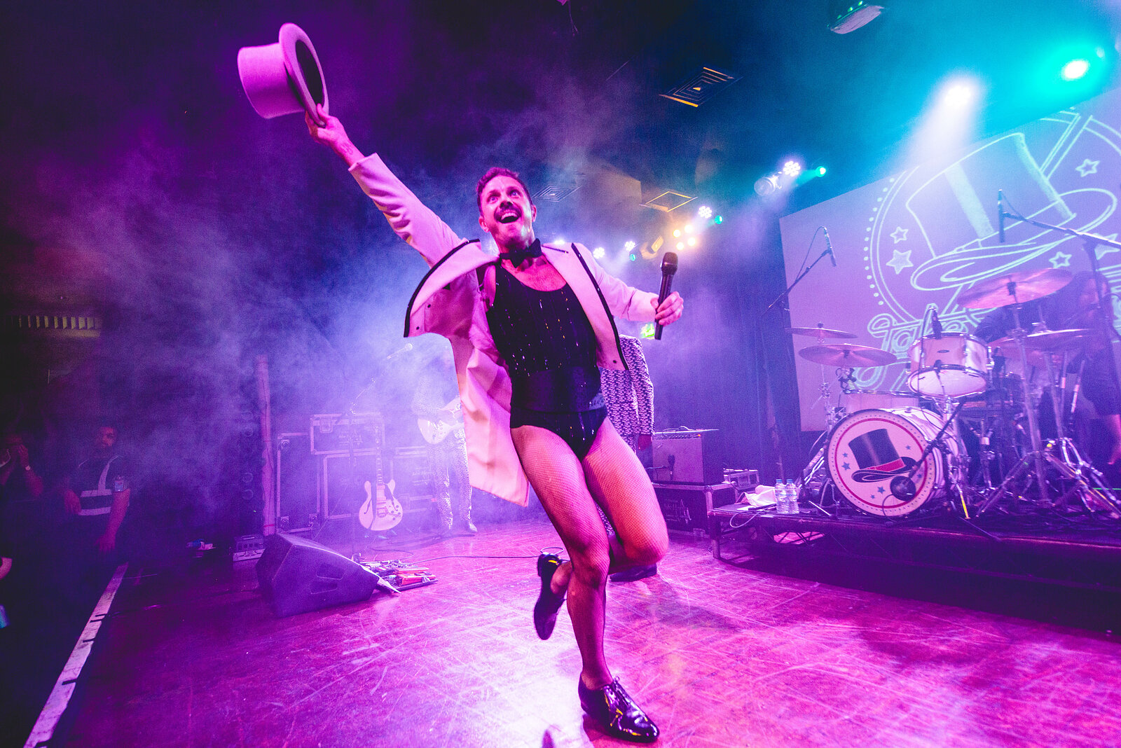Jake Shears at the Scala, London, August 2018