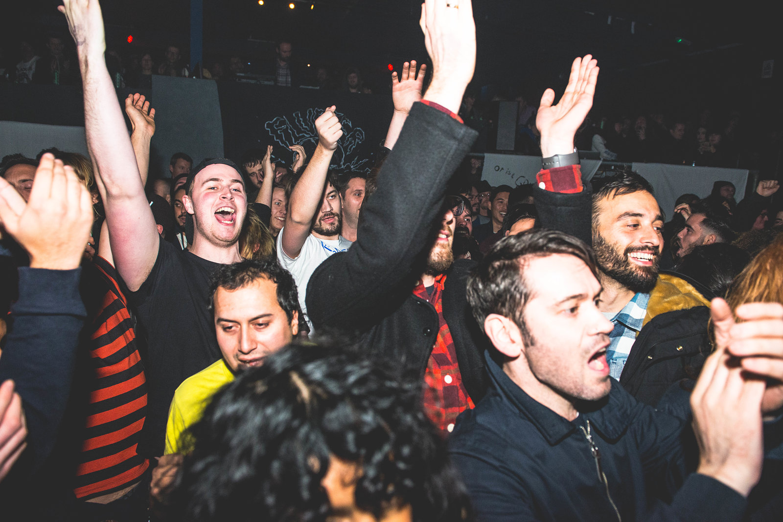 Future Of The Left at The Coronet, November 2017