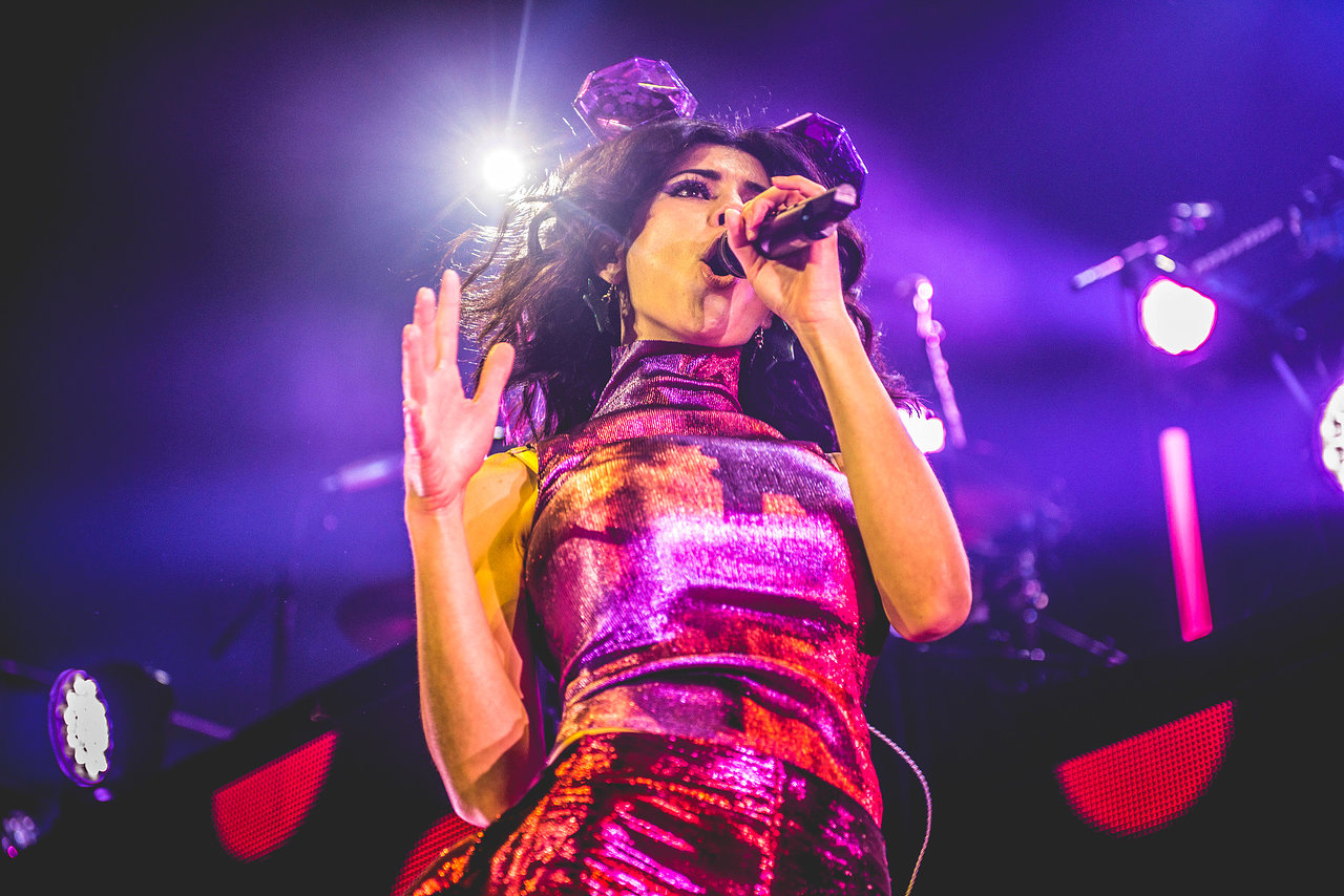 Marina and The Diamonds at The Roundhouse, February 2016