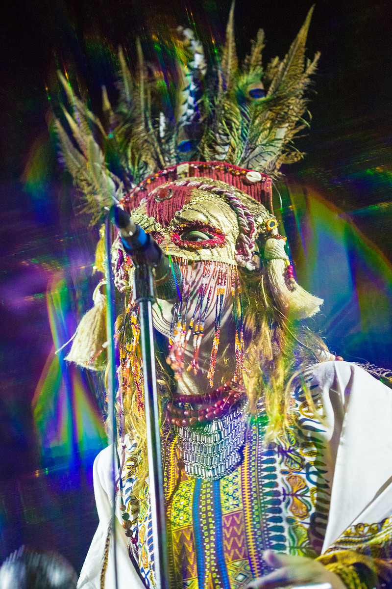 Goat @ Liverpool International Festival Of Psychedelia 2014