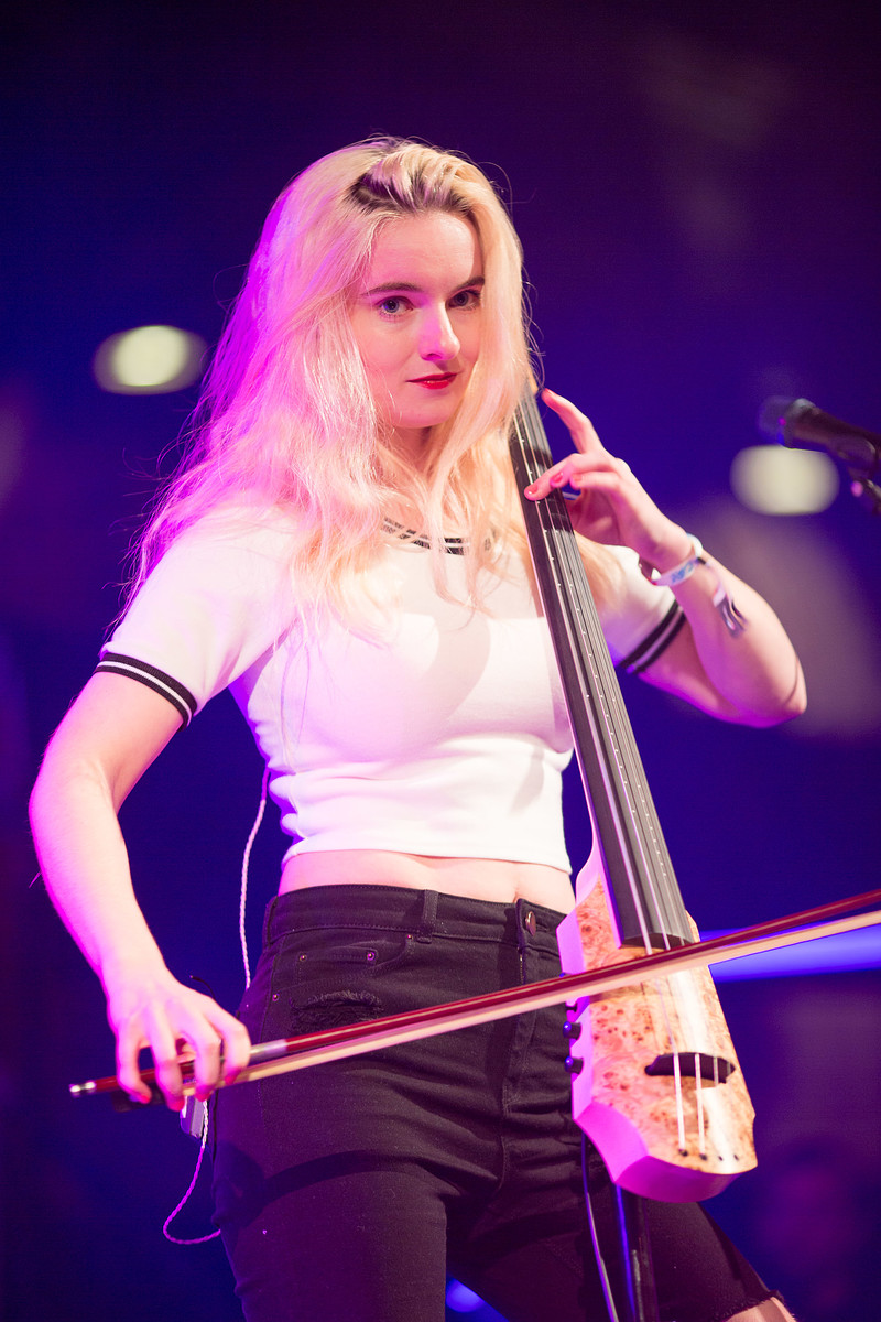 Clean Bandit live @ Anglican Cathedral LSC 2014