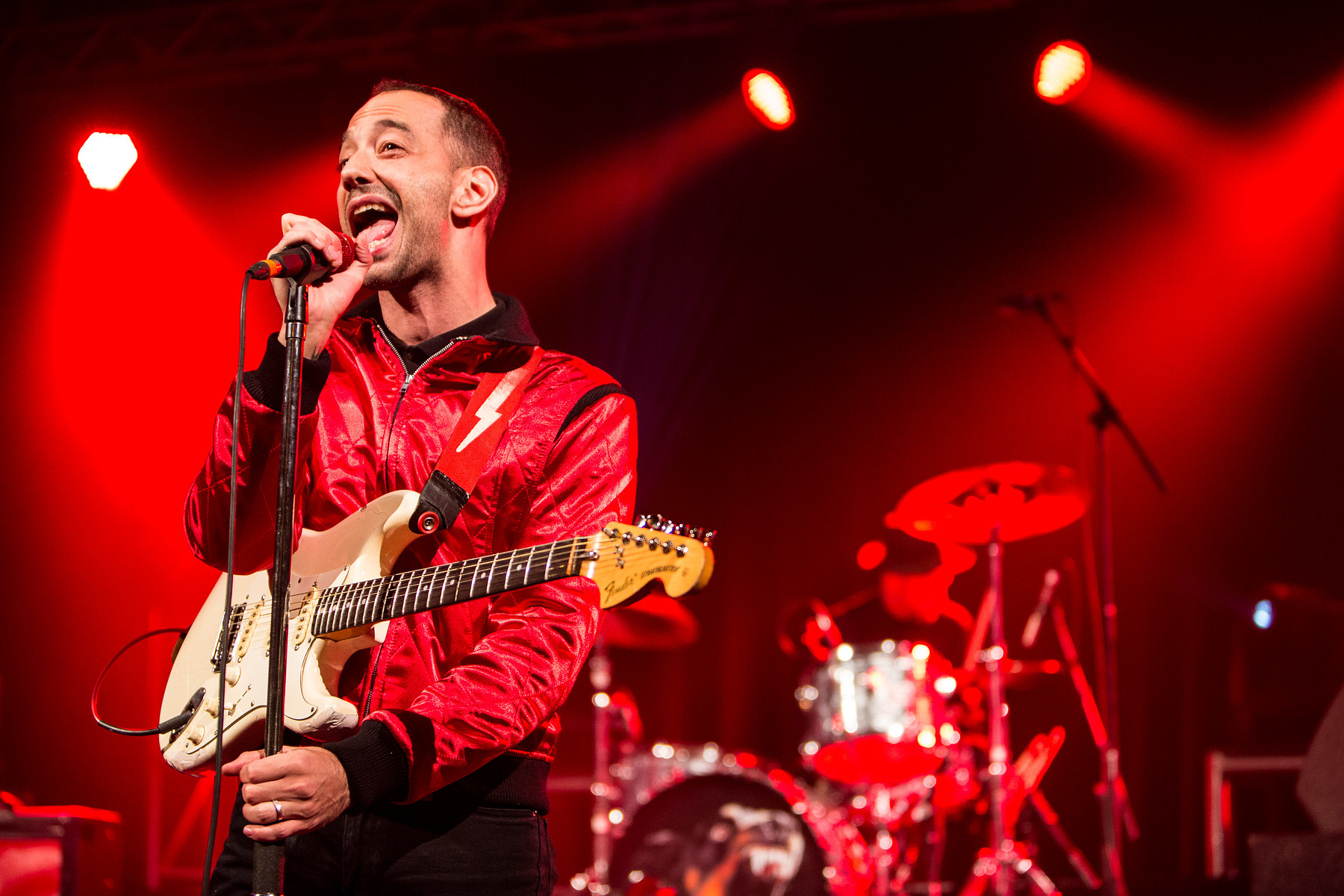 Albert Hammond Jr live @ Liverpool Anglican Cathedral LSC 2014