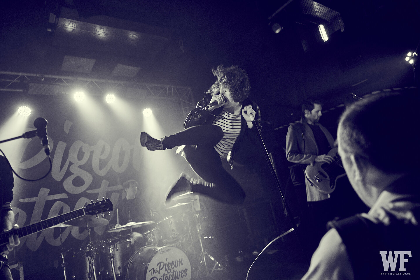 The Pigeon Detectives @ Thekla