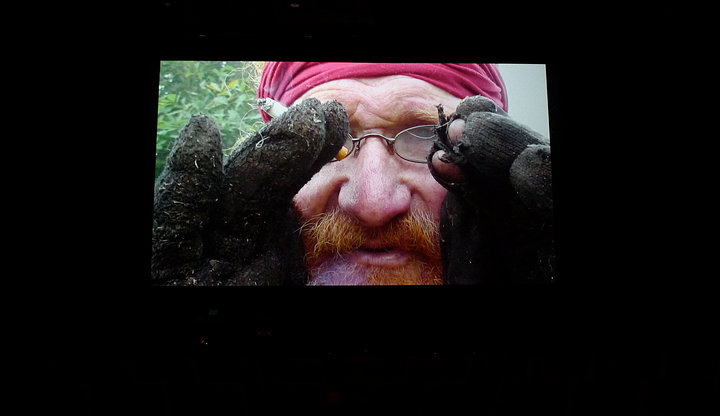 Jake Mangle-Wurzel Test Screening at NFTS