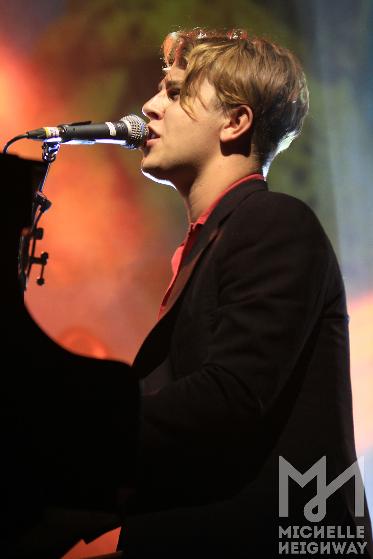 Tom Odell, November 2016- Leeds Academy