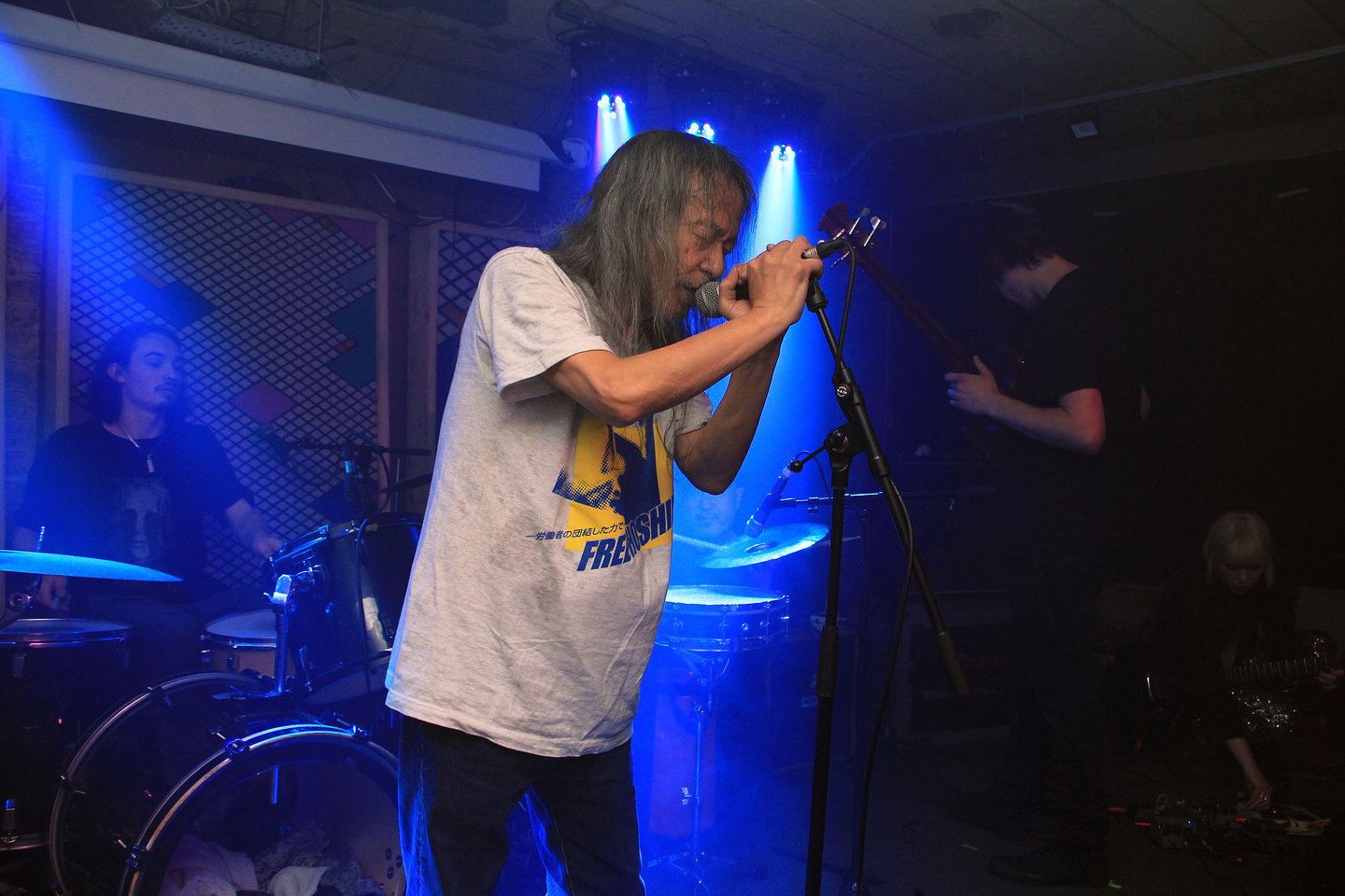 Damo Suzuki - Leeds, May 2018
