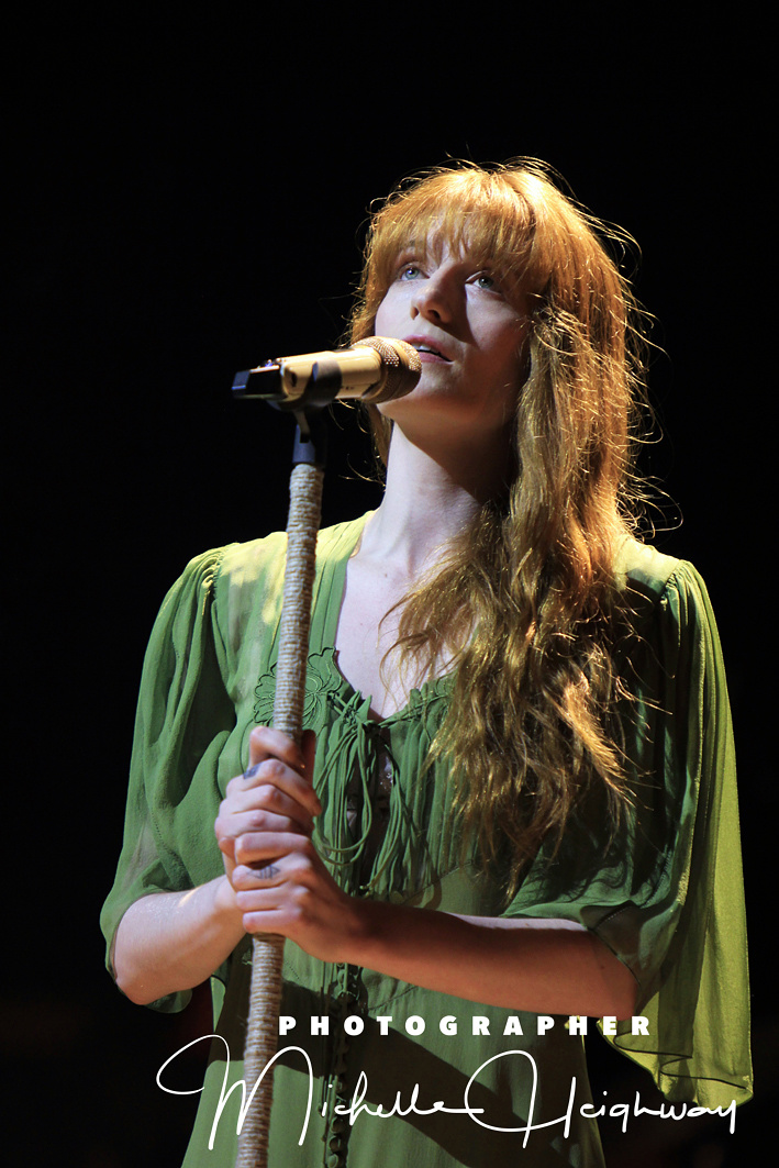 Florence and The Machine, Live at First Direct Arena, Leeds, November 15th 2018