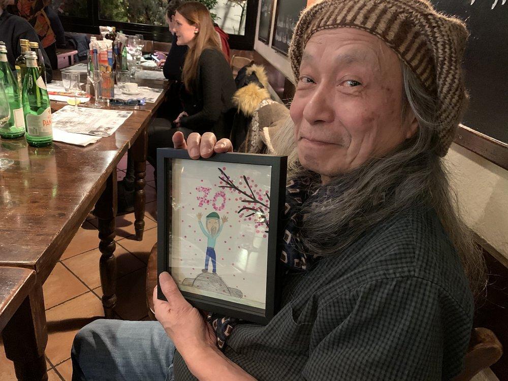 Damo Suzuki , 70th Birthday Party 2020