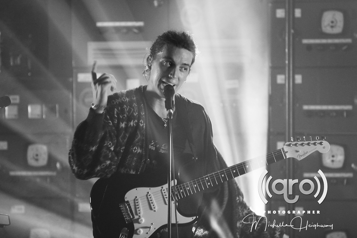 LANY - Interview @ Gorilla, Manchester / UK - PAUL JASON KLEIN