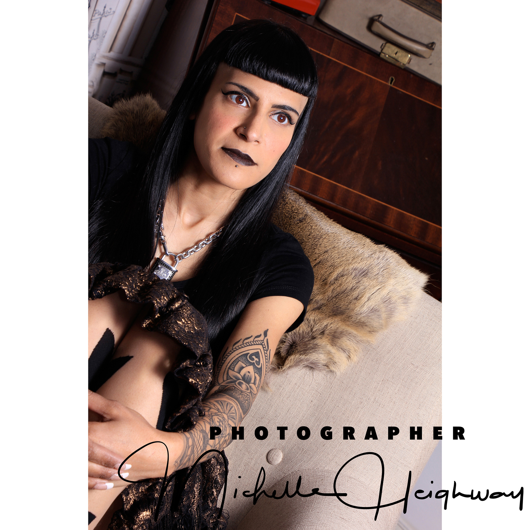 Editorial Fashion Photography/Photographer in Leeds - Vivienne Westwood