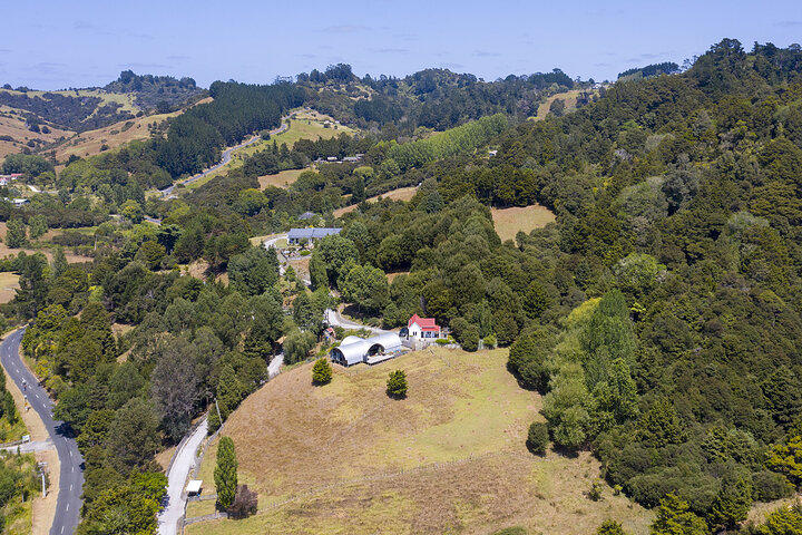Puhoi Cottage Drone