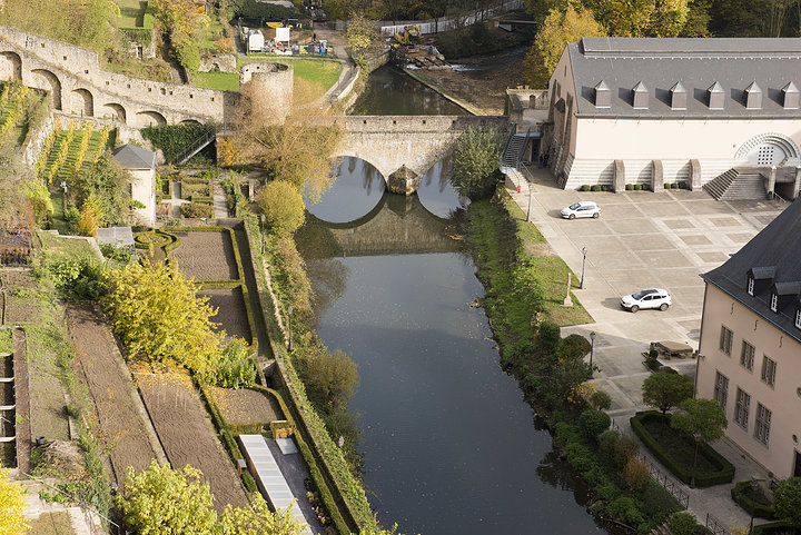 River Alzette
