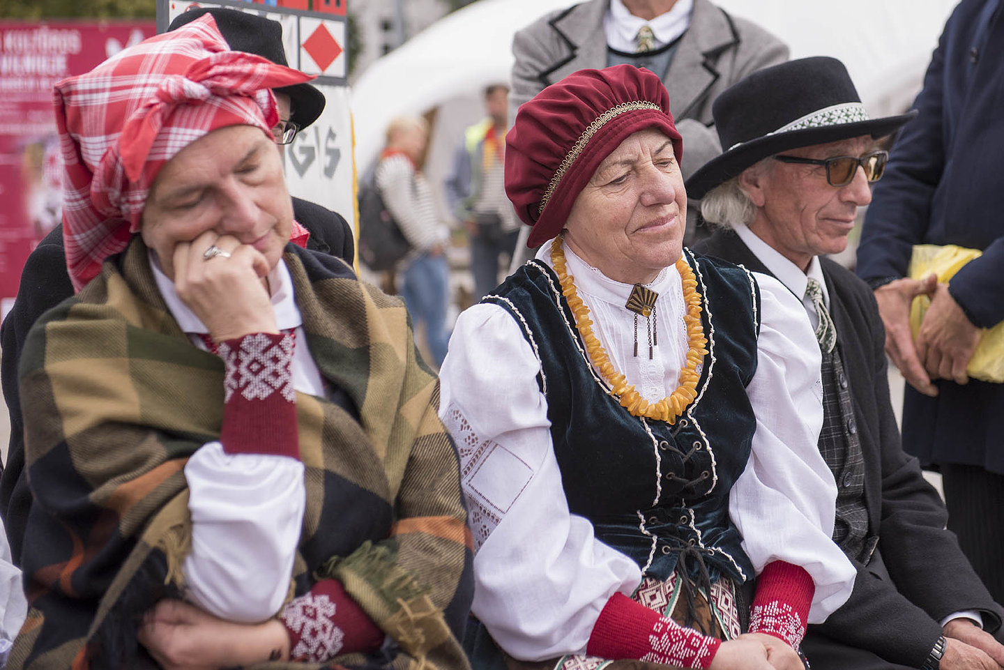 Traditional Lithuanian Dress