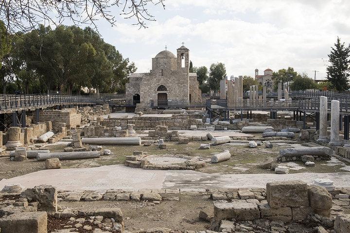 Basilica of Chrysopolitissa