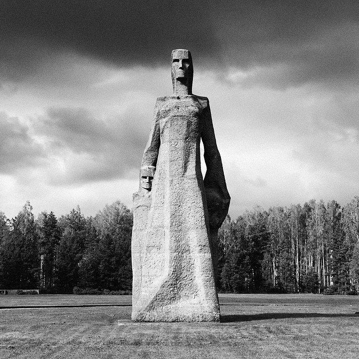Salaspils - Mother