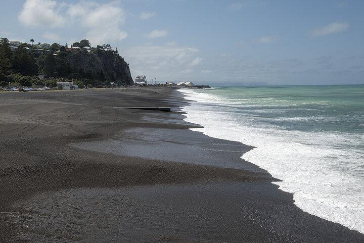 Napier Beach