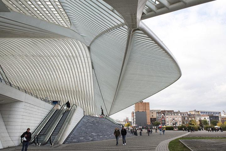 Gare Des Guillemins 3