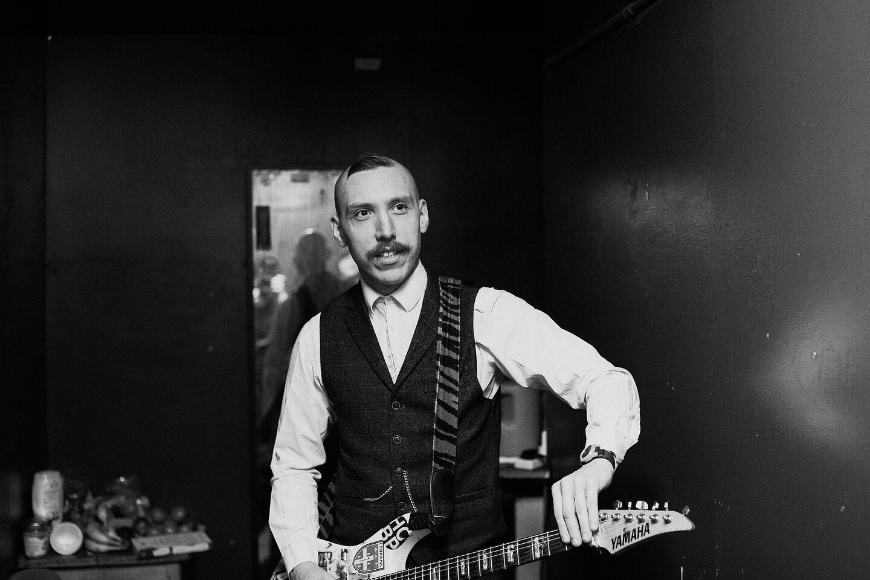 Jamie Lenman // Glasgow