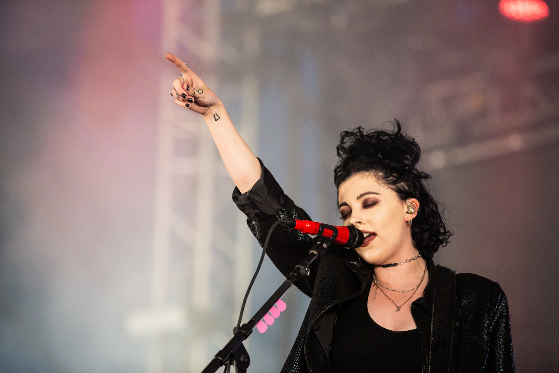 Pale Waves, Leeds Festival - 24 August 2019