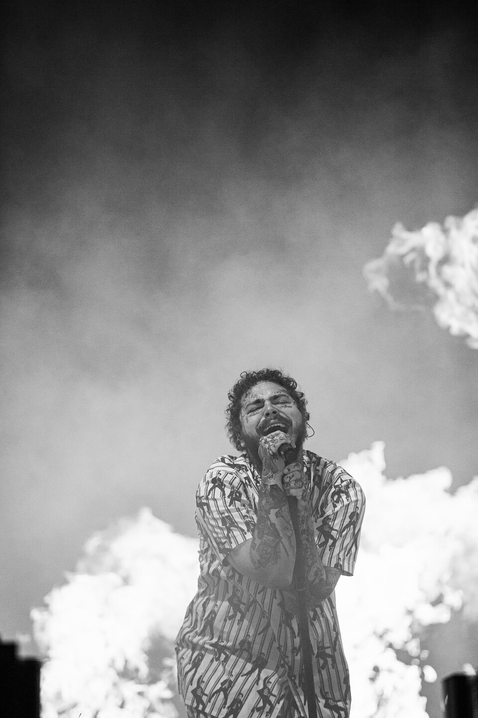 Post Malone, Leeds Festival - 25 August 2019