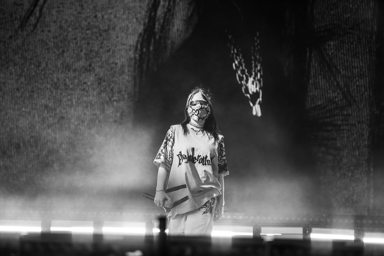 Billie Eilish, Leeds Festival - 25 August 2019