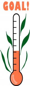 Leafy Thermometer