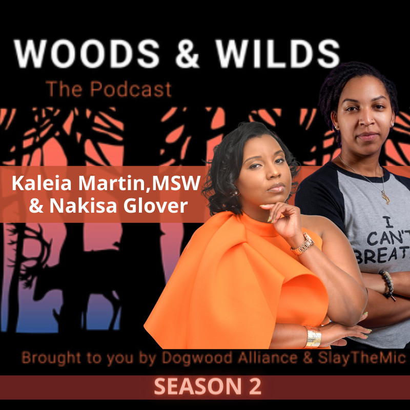 Woods & Wilds: The Podcast   Radical Dreaming