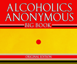 Alcoholics Anonymous - Big Book - Original Edition