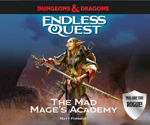 Dungeons & Dragons: The Mad Mage's Academy