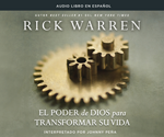 El poder de Dios para transformar su vida (God's Power to Change Your Life)