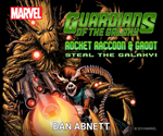 Guardians of the Galaxy: Rocket Raccoon and Groot Steal the Galaxy!