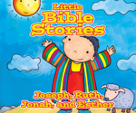 Little Bible Stories: Joseph, Ruth, Jonah, and Esther