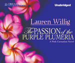 The Passion of the Purple Plumeria