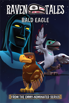 Raven Tales: Bald Eagle