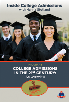 College Admissions in the 21st Century