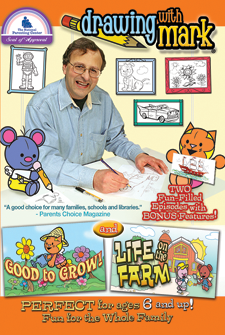 Drawing with Mark - Good to Grow