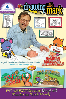 Drawing with Mark - Let's Go to the Zoo