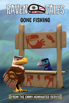 Raven Tales: Gone Fishin'