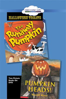 Halloween Treats: The Runaway Pumpkin and Pumpkin Heads!
