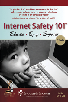 Internet Safety 101 (Spanish)