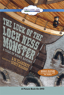 Luck of the Loch Ness Monster: Tale of Picky Eating