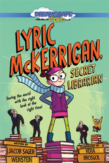 Lyric McKerrigan, Secret Librarian
