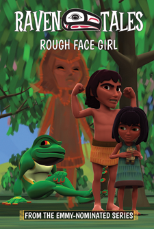 Raven Tales: Rough Face Girl