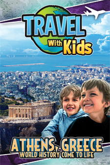 Travel With Kids - Athens, Greece: World History Come to Life